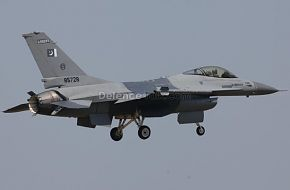 F-16 - PAF at Airshow in Turkey