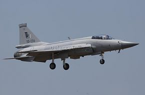JF-17 - PAF at Air show in Turkey