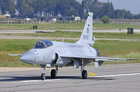 JF-17 at Air Show in Turkey