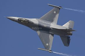 F-16 - PAF at Air Show in Turkey