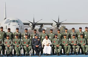 C-130J Delivery - Indian Air Force (IAF)