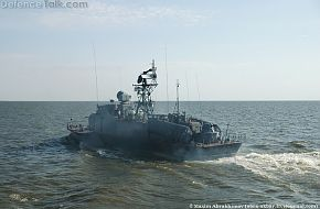 Project 206-MR Missile Boat