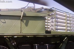 Pantsyr loading vehicle