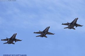 USMC F/A-18C & D Hornet Fighters