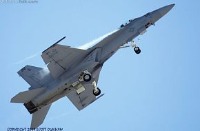 US Navy F/A-18E Superhornet
