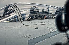 JF-17 fighter aircraft canopy