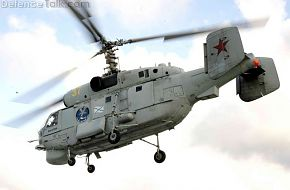 Ka-27 Baltic Fleet