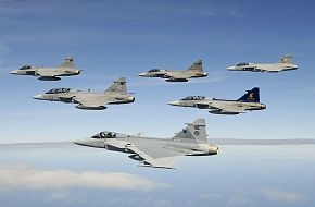 Multinational Gripen Fighters