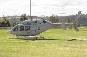 RAN Bell 429 Helicopter