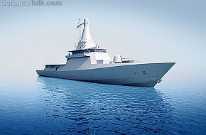 Littoral Mission Vessel