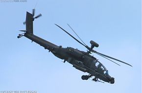 British Army Air Corps Apache AH-64