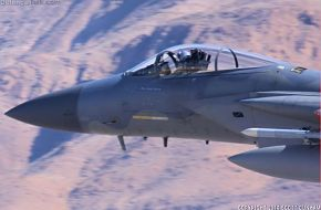 USAF F-15C Eagle Fighter