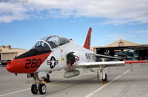 US Navy T-45 Goshawk Jet Trainer