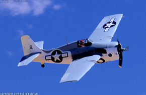 US Navy F4F Wildcat Fighter