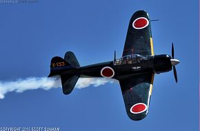 Japanese A6M Zero Fighter