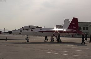 Japan's X-2 Stealth Fighter Aircraft