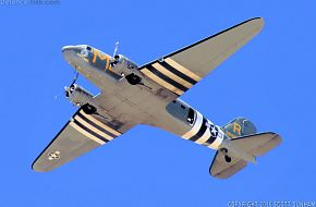 US Army Air Corps C-53 Skytrooper Transport