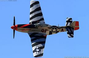 P-51 Mustang Fighter Aircraft