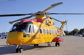 Canadian Forces CH-149 Cormorant Rescue Helicopter