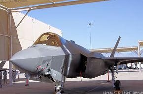 USAF F-35A Fighter AIrcraft