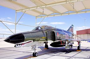 USAF F-4 Phantom II Fighter Aircraft