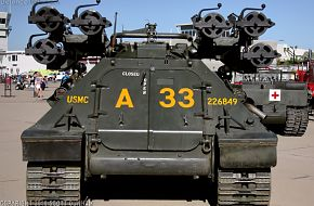 USMC M50A1 Ontos Tank Destroyer