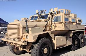 US Navy Cougar HE MRAP