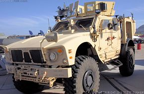 US Navy M-ATV MRAP