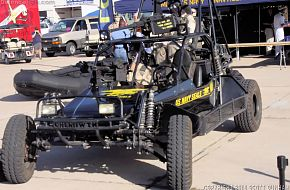 US Navy SEAL Scorpion Desert Patrol Vehicle