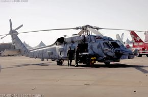 US Navy MH-60R Seahawk ASW Helicopter