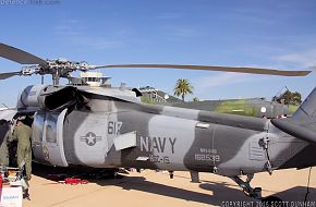 US Navy MH-60S Seahawk CSAR Helicopter