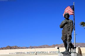 Statue of General George S. Patton