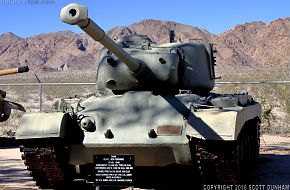 US Army M26 Pershing Heavy Tank
