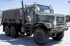 USMC Medium Tactical Vehicle