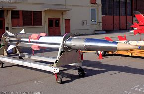 US Navy GQM-163 Coyote Supersonic Target Drone