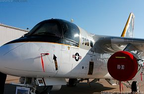 US Navy S-3B Viking Anti-Submarine Aircraft