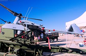 USMC RQ-7B Shadow Tactical Unmanned Aircraft System