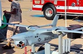 USMC RQ-21A Blackjack Unmanned Aerial Vehicle