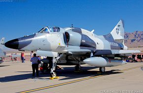A-4 Skyhawk Attack Aircraft