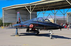 USAF T-38 Talon Trainer Aircraft