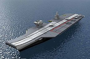 Future Royal Navy Carrier
