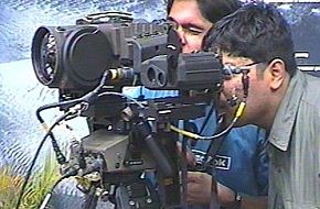Thermal Imagery & Night Vision Systems (Aero India 2003)