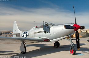 US Army Air Corps P-63 King Cobra Fighter