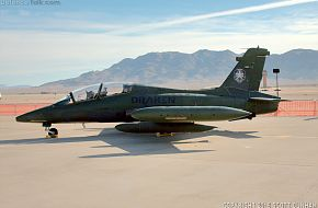 Aermacchi MB-339CB Light Attack Aircraft