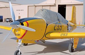US Navy T-34 Mentor Trainer