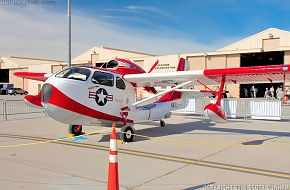 US Navy RC-3 Seabee Amphibious Aircraft