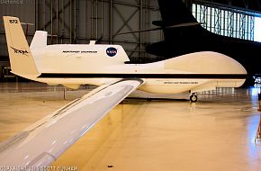 NASA RQ-4 Global Hawk High-Altitude Reconnaissance UAV