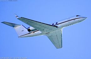 US Navy C-37A Gulfstream V Executive Transport