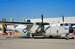 US Navy C-2A Greyhound Carrier Transport