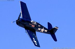 US Navy F6F Hellcat Fighter